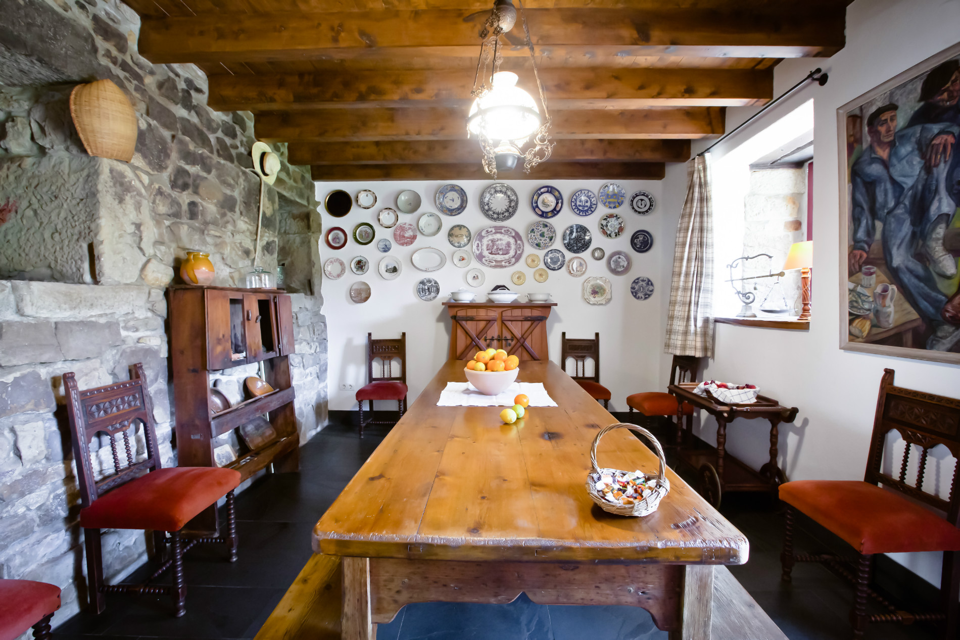 alquiler de caserío en país vasco